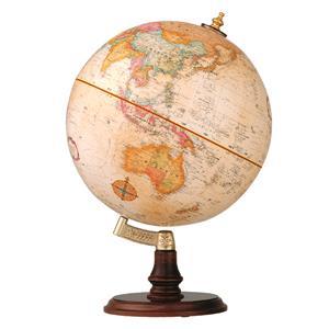 地球儀 クランブルック型 英語版