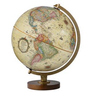 地球儀 パノラマ・アンティーク型 英語版