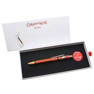 CARAN d'ACHE カランダッシュ ボールペン 849 100周年記念 メイン