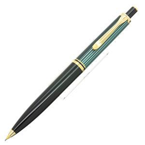 メカニカルペンシル スーベレーン D400 緑縞 0.7mm