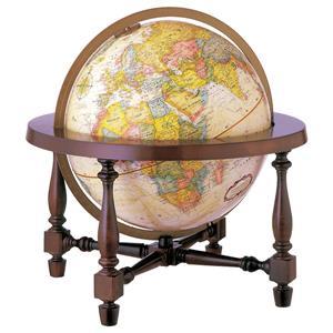 地球儀 コロニアル型 英語版