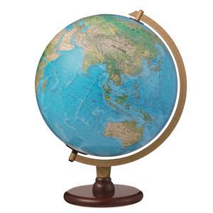 地球儀 カーライル型 英語版 ブルーオーシャン