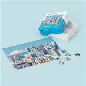 東京おみやげ ジグソーパズル Tokyo Skyline