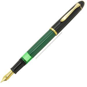 万年筆 M120 グリーンブラック EF