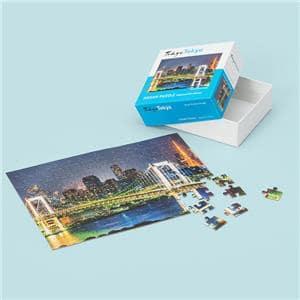 東京おみやげ ジグソーパズル Tokyo Rainbow Bridge