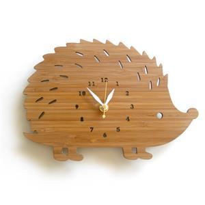 掛け時計 HEDGEHOG-L(ハリネズミL)