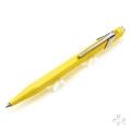 CARAN d'ACHE カランダッシュ ボールペン 849 イエロー 1