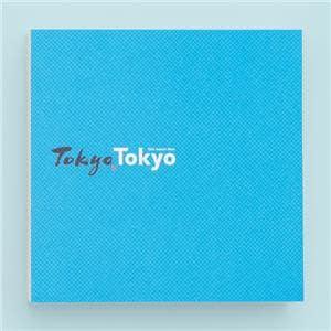 東京おみやげ ノートブロック blue