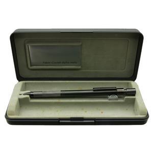 FABER-CASTELL ファーバーカステル メカニカルペンシル アルファ・マチック チタニウム  0.5mm メイン