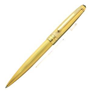 ボールペン マイスターシュテュック ソリテール #1644 ゴールドプレート バーレイ クラシック
