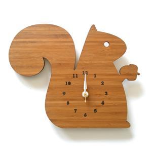 掛け時計 SQUIRREL-L(リスL)