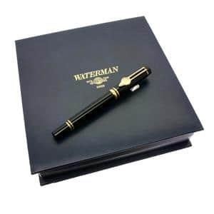 WATERMAN ウォーターマン 万年筆 フランス革命200周年記念 ル・マン100バイセンテニアル F メイン