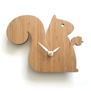 掛け時計 SQUIRREL-S(リスS)