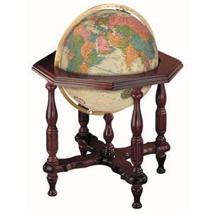 地球儀 ステイツマン型 英語版 アンティーク