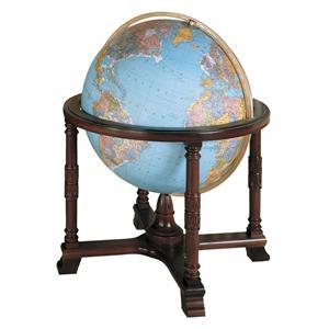 地球儀 ディプロマット型 英語版 ブルーオーシャン