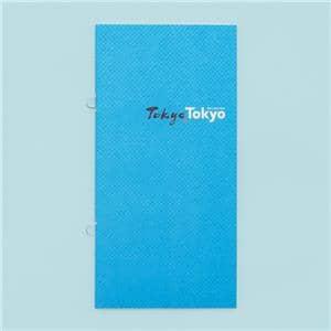 東京おみやげ アイレットノート blue