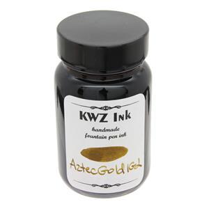 ボトルインク カヴゼットインク(KWZInk) アステカゴールド IGL 60ml