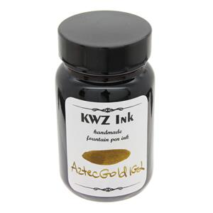 KWZ Ink カヴゼットインク ボトルインク カヴゼットインク(KWZInk) アステカゴールド IGL 60ml メイン