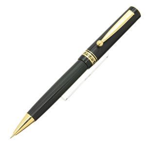 メカニカルペンシル カスタム72 網目 ブラック 0.5mm