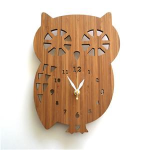掛け時計 BUDDY OWL(ミミズク)