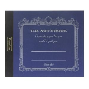 APICA アピカ ノート Premium C.D.NOTEBOOK 横罫 CDS80Y