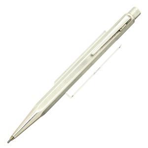 メカニカルペンシル エクリドール シェブロン シルバープレート 1.18mm [企業名刻印]