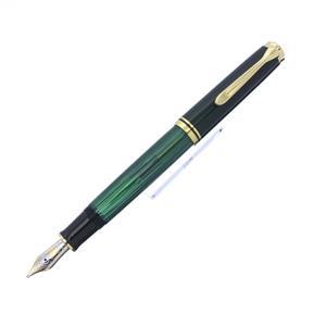 万年筆 スーベレーン M800 緑縞 BB