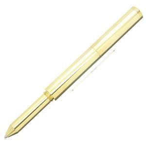ボールペン ショーンデザインペン #01BS ブラスペン