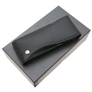ペンケース オート マロキネリー 3本用 ブラック
