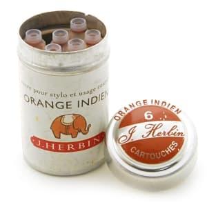 カートリッジインク HB20157 インディアンオレンジ