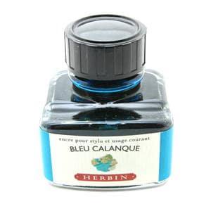 ボトルインク HB13014 カランクブルー 30ml