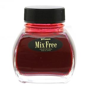ボトルインク Mix Free(ミックスフリー) #11 フレイムレッド 60cc
