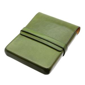 ペンケース 5本用 グリーン