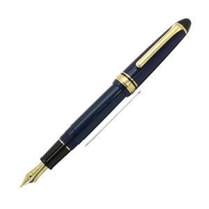万年筆 プロフィットカラー 1019 ブルー 太字