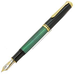 万年筆 スーベレーン M1000 緑縞 BB