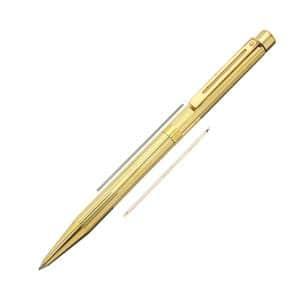 ボールペン タルガ 1005 フルートライン ゴールドプレート