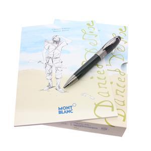 ボールペン 作家シリーズ2014 ダニエル・デフォー