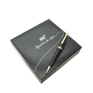 ボールペン マイスターシュテュック #161 シグネチャー・フォー・グッド・エディション2009 [ネーム刻印]