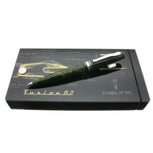 ボールペン フュージョン82 グリーン