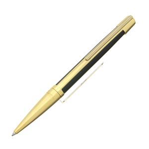 ボールペン デフィ マットブラック/ブラッシュゴールド