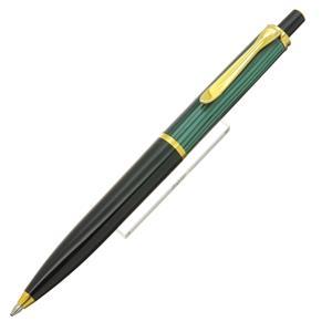 ボールペン スーベレーン K500 緑縞
