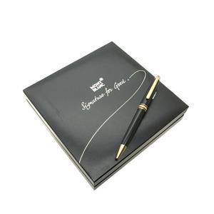ボールペン マイスターシュテュック #164 シグネチャー・フォー・グッド・エディション2009 [ネーム刻印]