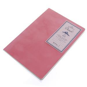 ノート デネル A6 横罫 ピンク