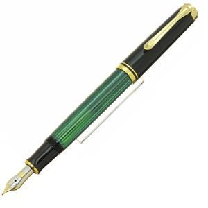 万年筆 スーベレーン M400 緑縞 EF