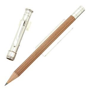 鉛筆 パーフェクトペンシル シルバーコーティング ブラウン (初期型)