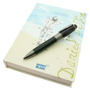 MONTBLANC モンブラン ボールペン 作家シリーズ2014 ダニエル・デフォー メイン