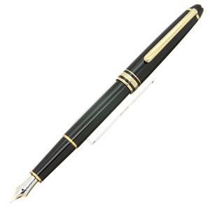 MONTBLANC モンブラン 万年筆 マイスターシュテュック #144 ブラック EF メイン