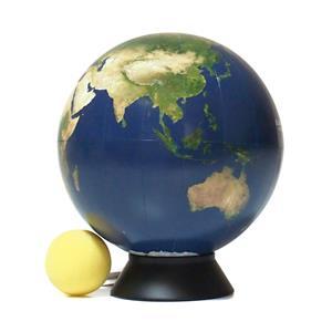 地球儀 ブルーテラ 環境地球儀 (No.1303)