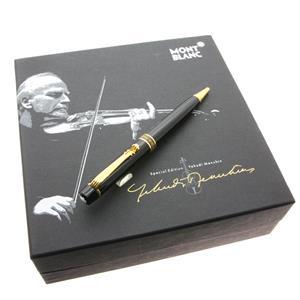brand new 16732 23e93 MONTBLANC モンブラン ボールペン ドネーションペン ユーディ・メニューイン
