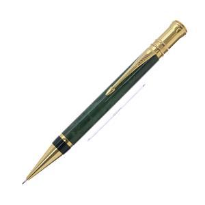 メカニカルペンシル デュオフォールド ジェードグリーン 0.7mm
